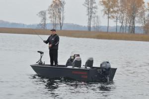 Rybársky čln PowerBoat 420 SC