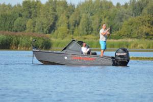 Rybársky čln PowerBoat 470 DC