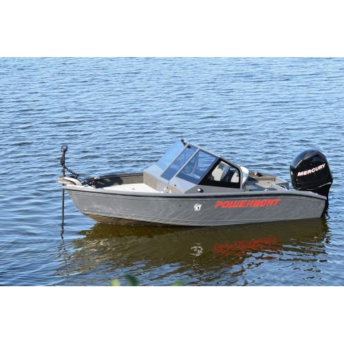 PowerBoat 470 DC loď pre rybára