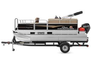 Rybársky čln BASS BUGGY 16 DLX