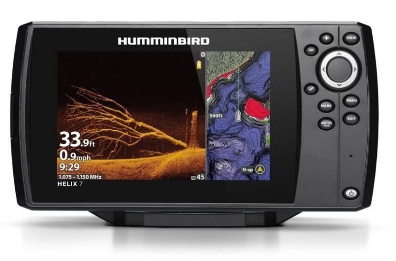 Sonar Humminbird HELIX 7x CHIRP MDI GPS G3N