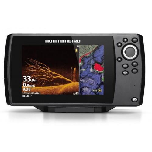 Sonar Humminbird HELIX 7x MDI GPS G3 loď pre rybára