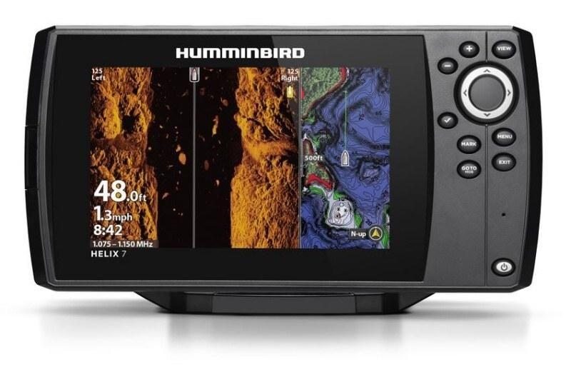 Sonar Humminbird HELIX 7x CHIRP MSI GPS G3