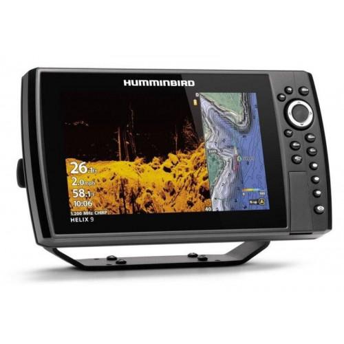 Rybársky čln Sonar Humminbird HELIX 9 CHIRP MDI+ GPS G3N