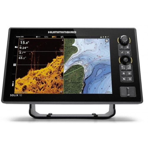 Rybársky čln Sonar Humminbird SOLIX 10 CHIRP DS/MDI+ GPS G2 (BEZ SONDY)
