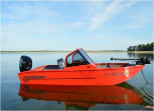 Rybársky čln PowerBoat 475 DC