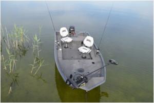 Rybársky čln PowerBoat 475 TL