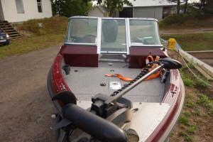 Rybársky čln FINVAL 505 FishPro JS + motor Mercury F80 ELPT EFI akciový komplet
