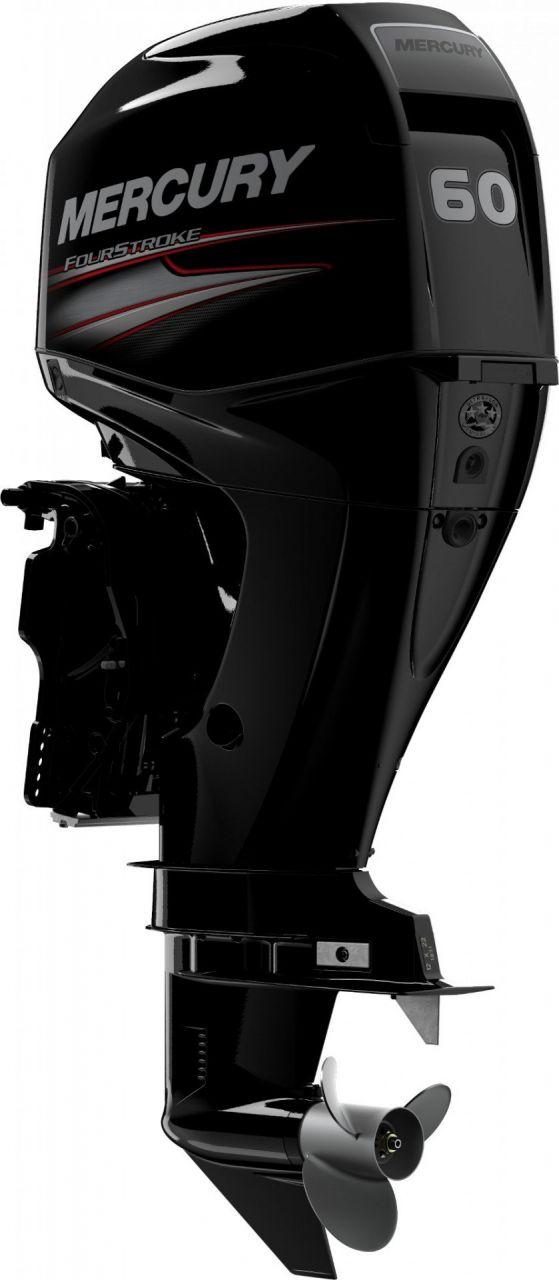 Motor Mercury F 60 ELPT EFI CT