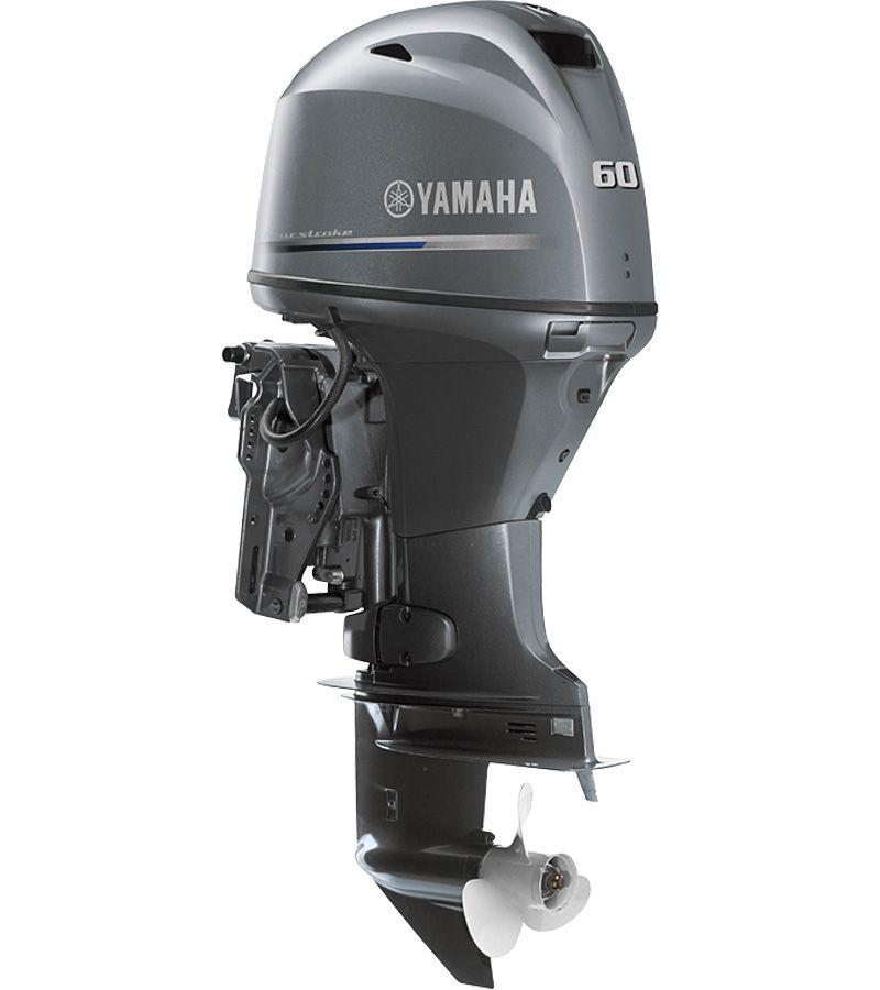 Yamaha F60FETL LS
