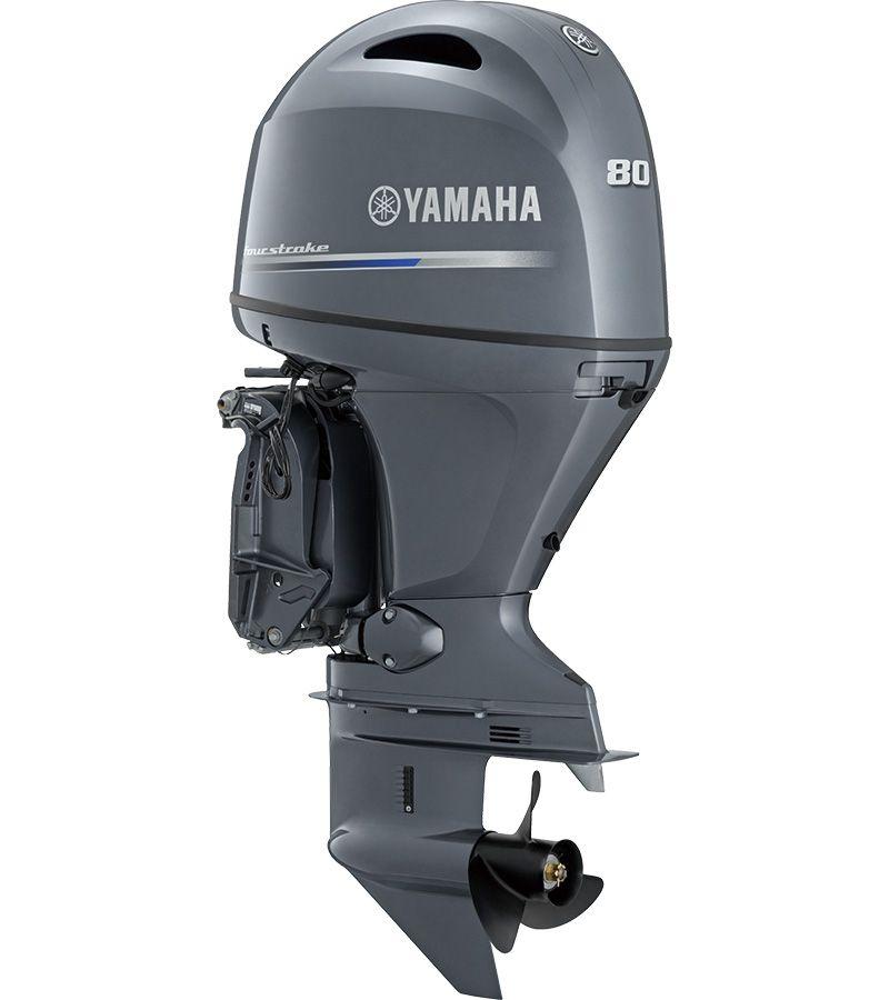 Yamaha F80DETL LS