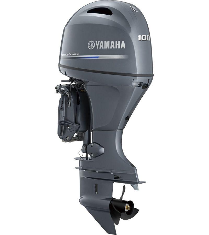 Yamaha F100FETL LS