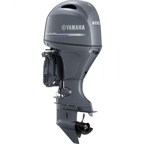 Rybársky čln Yamaha F100FETL LS