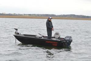 Rybársky čln PowerBoat 420 TL Set Nr.3