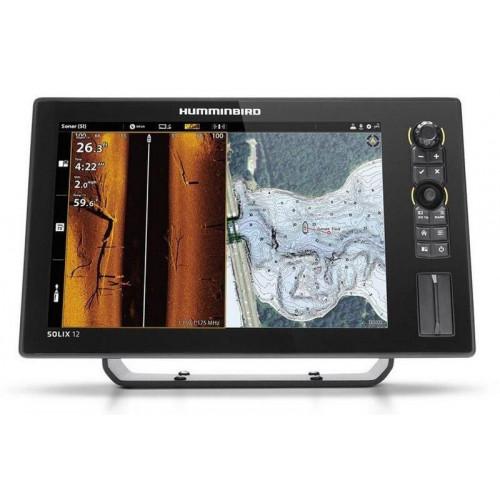Rybársky čln Humminbird Solix 12 CHIRP MSI+ GPS G3