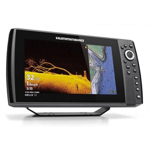 Rybársky čln Humminbird HELIX 10x CHIRP MSI+ GPS G4N