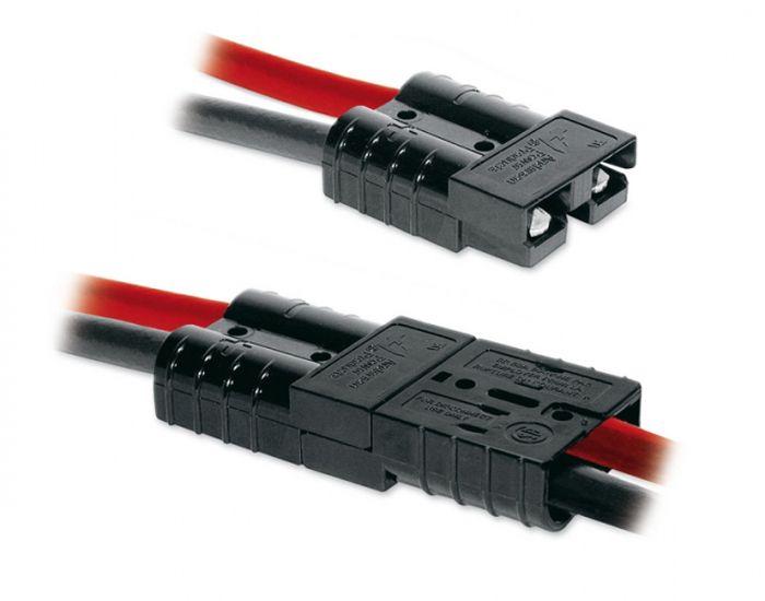 Spojovací káblový konektor